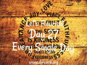 31 days Flourish-Day