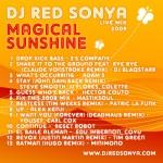 magical sunshine festival set