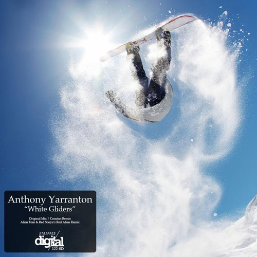 Anthony Yarranton - White Gliders