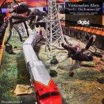 Venezuelan Alien - Sci-Fi Remix