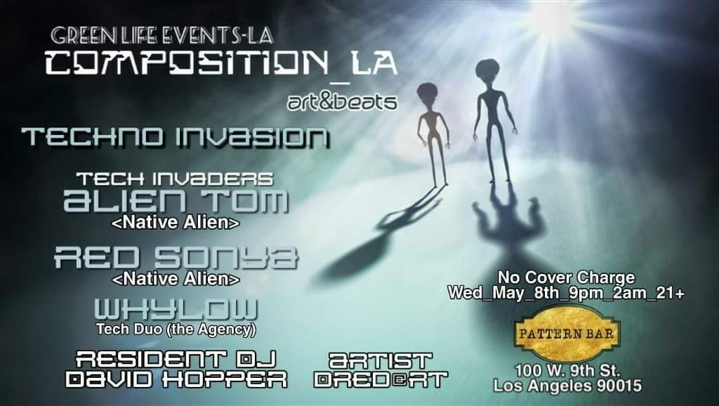 Composition LA Techno Invasion