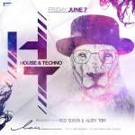 House & Techno 6/7/19 Lair Nightclub