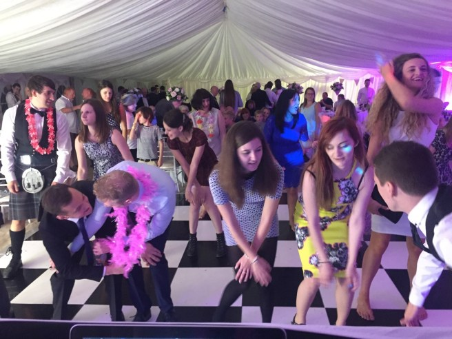 Wedding disco Norwich