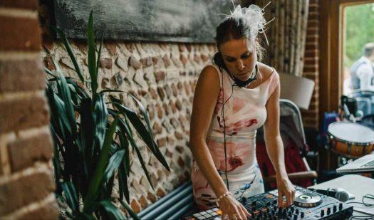 Norfolk female DJ