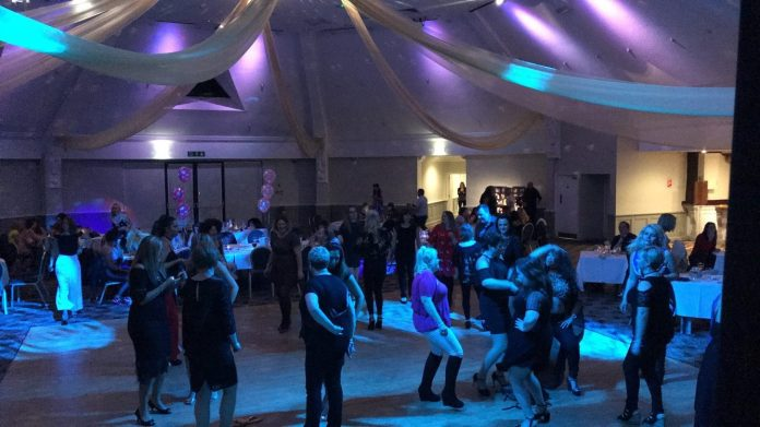 50th birthday party hire Norwich