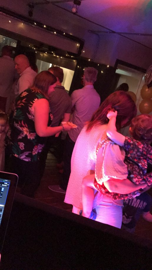 party disco entertainment Norwich