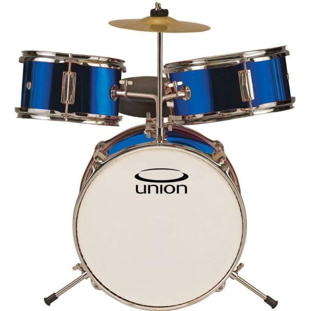 types of drum sets
