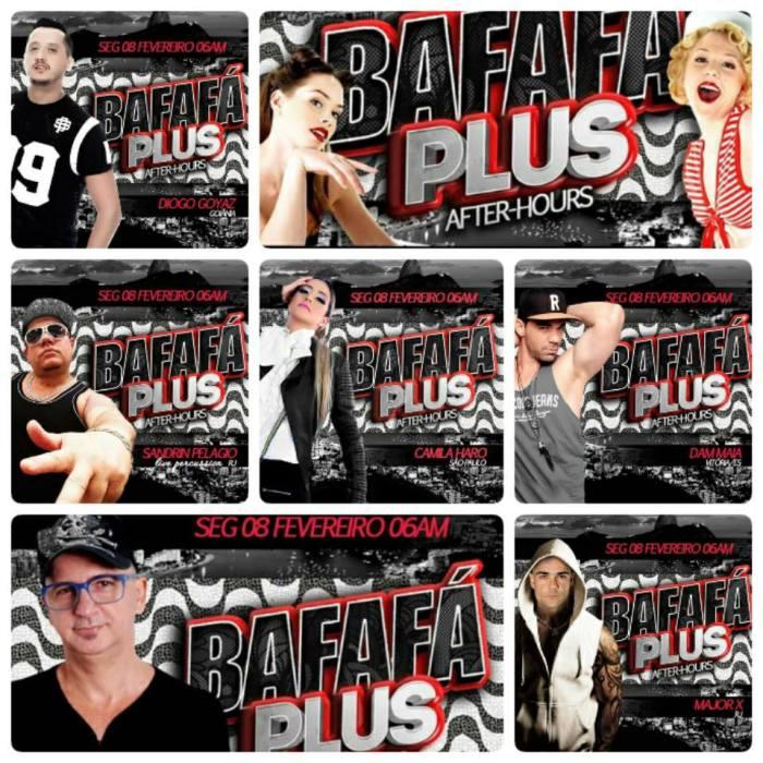 Bafafá Plus atrações