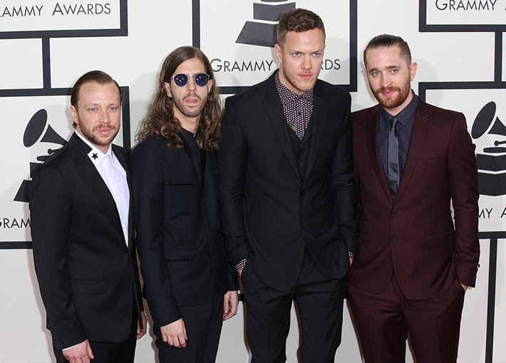 Imagine Dragons, no Grammy