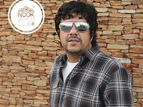 DJ Residente Guga Prates