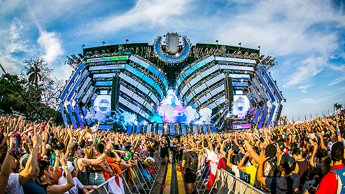 Ultra Music Festival 2016 por Philippe Wuyts