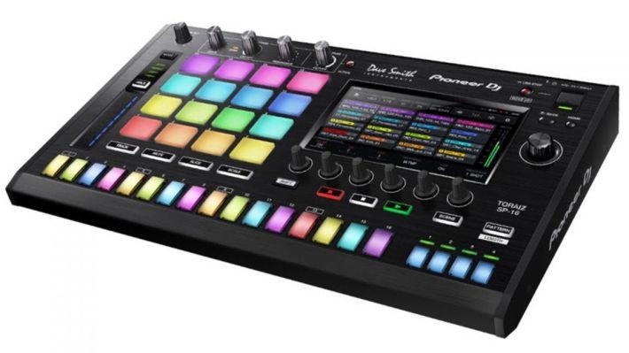 Sampler Pioneer DJ, Toraiz SP 16