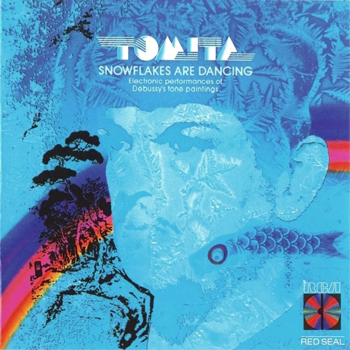 Isao Tomita Snowflakes Are Dancing