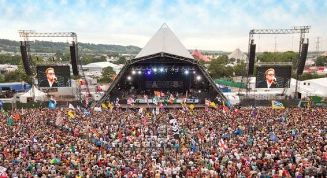 Glastonbury, Madness