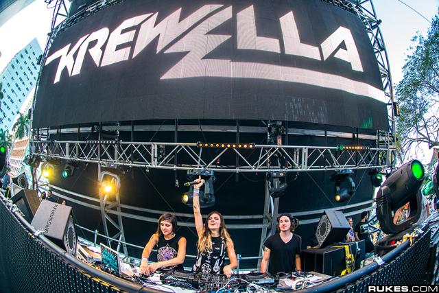 Krewella Live P.A.