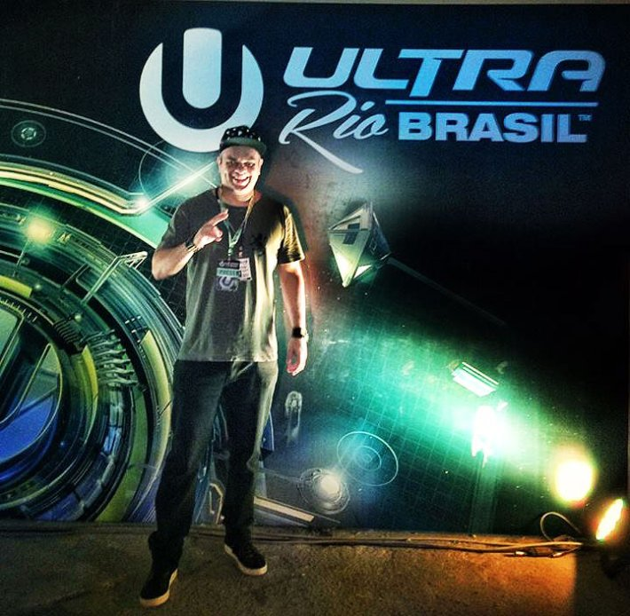 André Luiz a.k.a. Andreller no Ultra Brasil Rio 2016