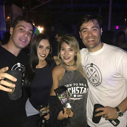 Gabriela Teixeira e Naza Brothers