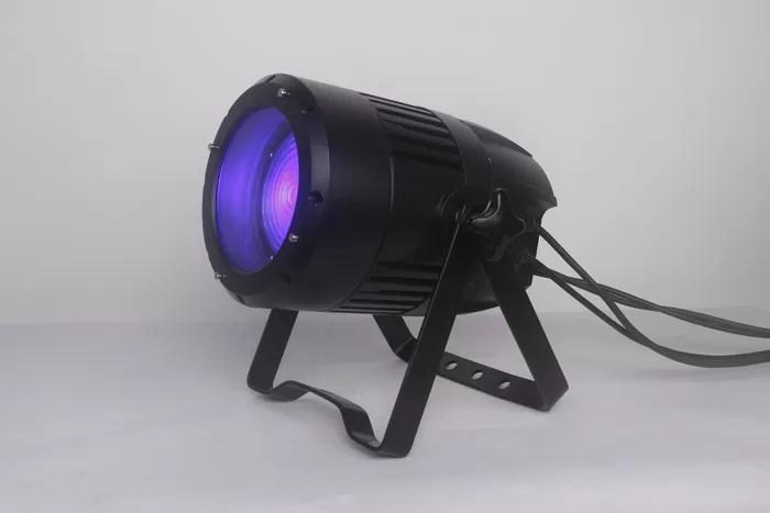 aluminum colour dj par can lights led stage lighting system 100 000 hours