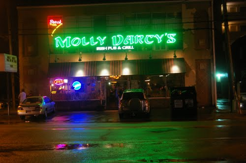 PLAYLIST: North Myrtle Beach Molly Darcy's on 4-28-16