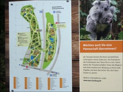 Leisten einen wichtigen Beitrag: Tierpatenschaften im Zoo Duisburg. Foto: Petra grünendahl.