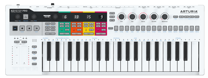 Arturia KeyStep Pro Update Adds Improved MIDI, New Recording Options & More