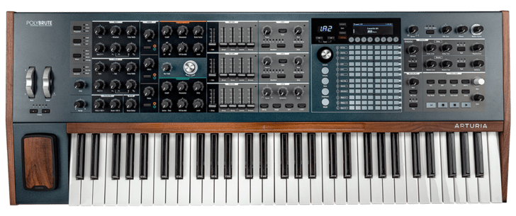 Arturia PolyBrute Morphing Analog Polysynth A Flagship Designed For Expressive Synthesis
