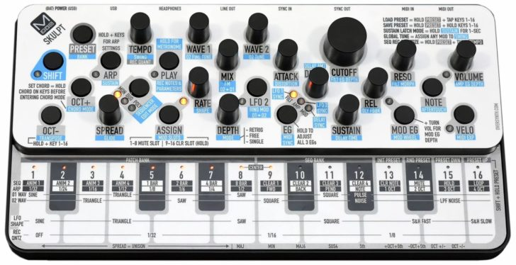 Overlays & Sound Packs For Modal Skulpt, Craft Synth 2