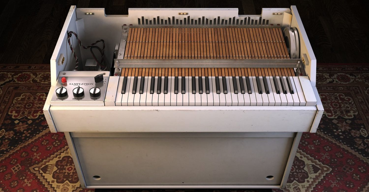 IK Multimedia SampleTron 2 Goes Beyond Recreating The Mellotron, Lets You Create New 'Tron Sounds