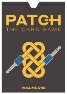 Patch: The Card Game, With The Make Noise Shared System