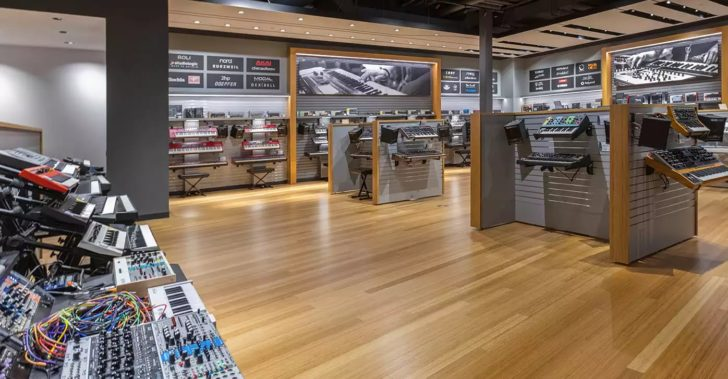 """Sweetwater's New Mega-Store """"Must Be Experienced To Be Believed"""""""