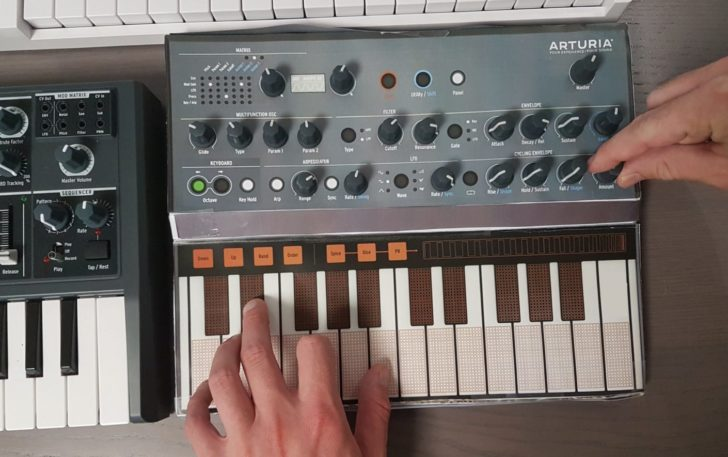 Synth Design With Arturia