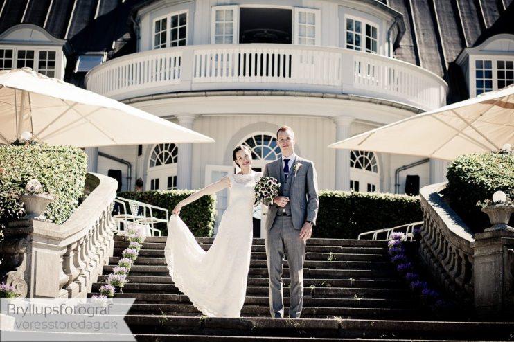 En verden i brylluppets tegn