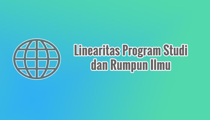linearitas program studi