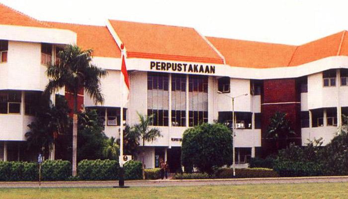 perpustakaan perguruan tinggi