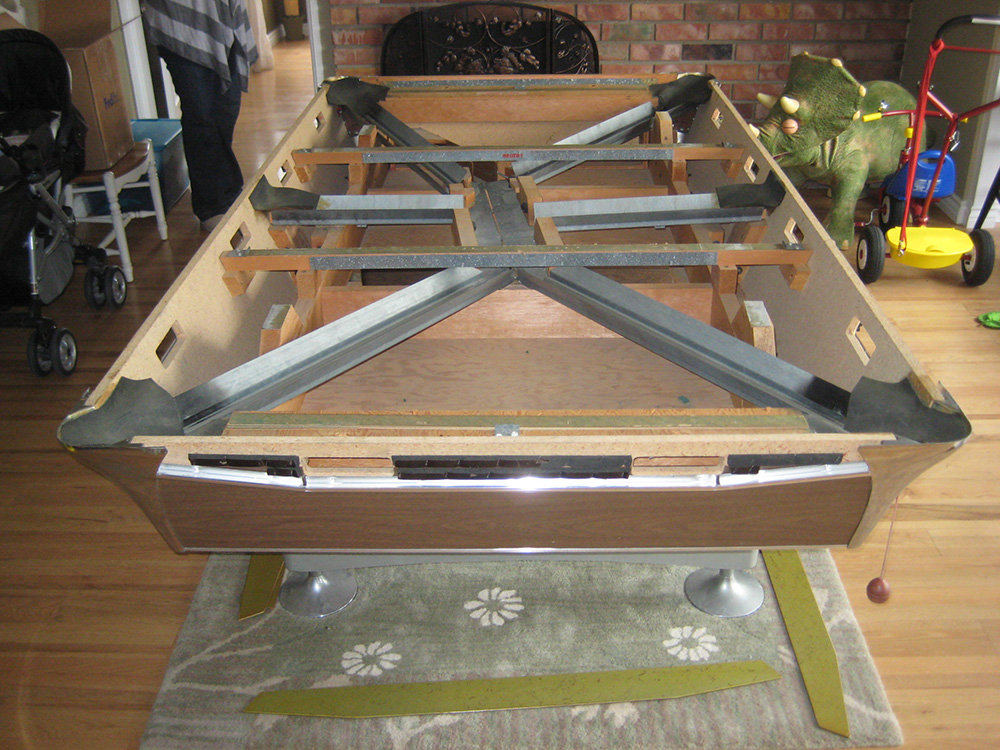 Fischer Pool Tables Archives Page Of Pool Table Service - Fischer pool table