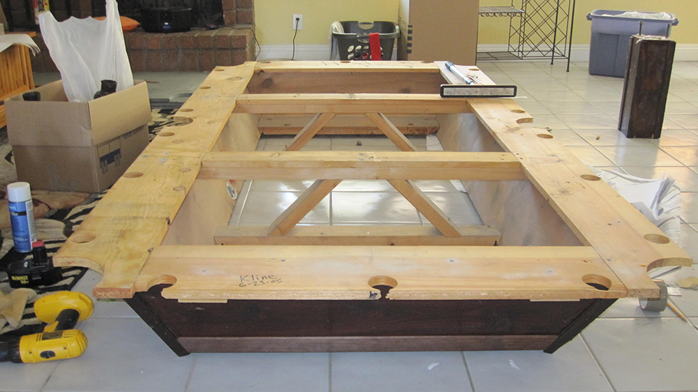 So You Think Your Pool Table Is Heavy Pool Table Service - How heavy is a pool table