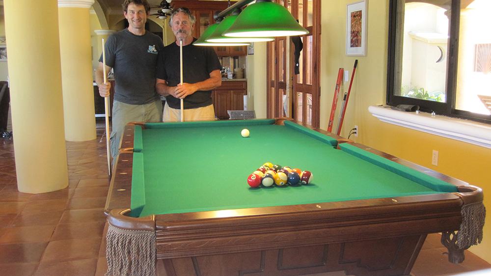 pool table del cabo dk billiards pool table moving   repair