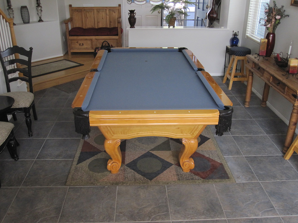 The Cost Of A Free Pool Table Pool Table Service Billiard Supply - How heavy is a pool table