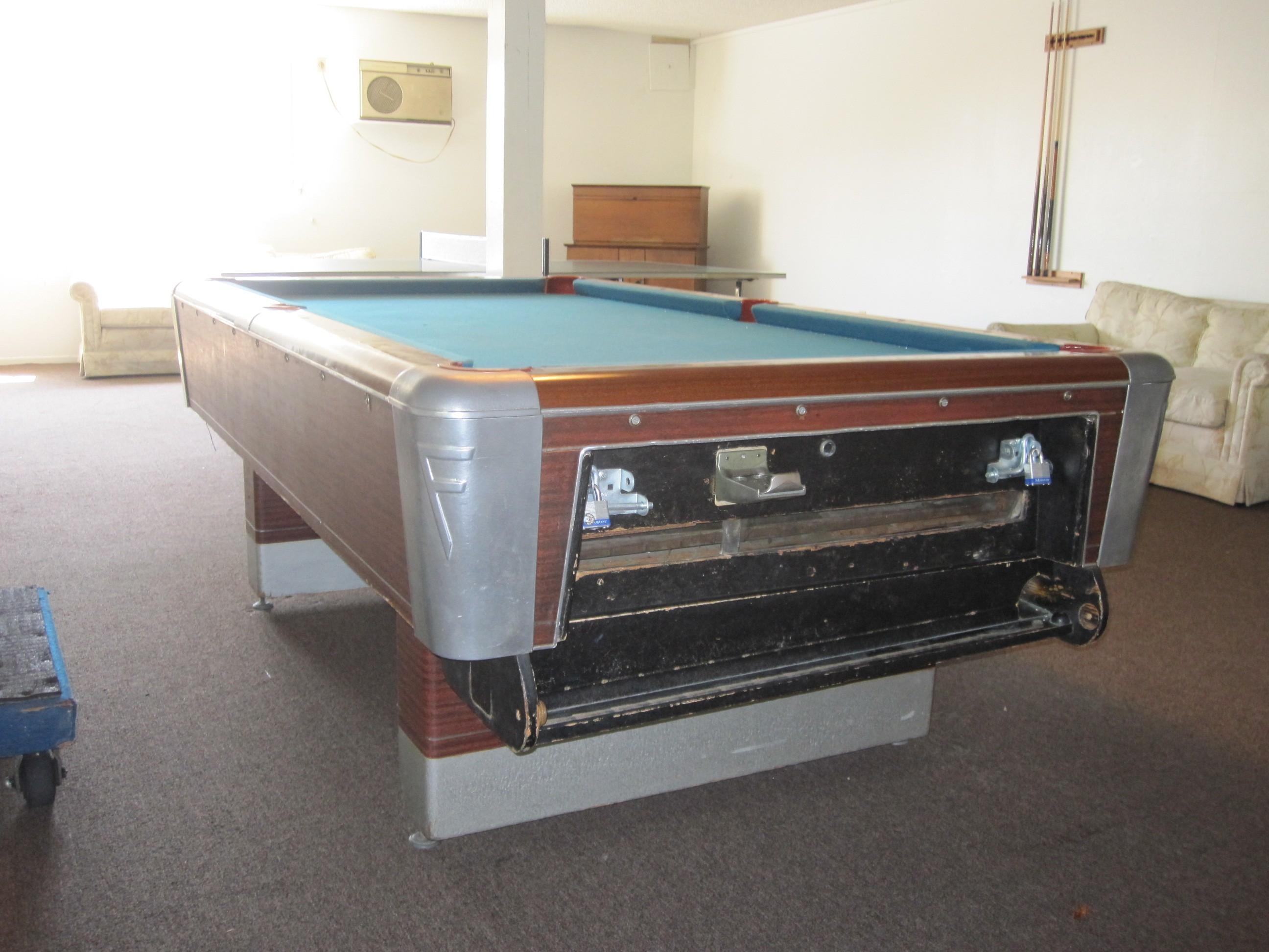Fischer Pool Table Swap Pool Table Service Amp Billiard