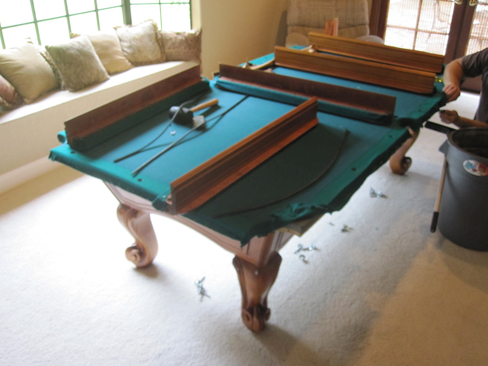 Chinese Pool Table Refelt Pool Table Service Billiard Supply - Chinese pool table