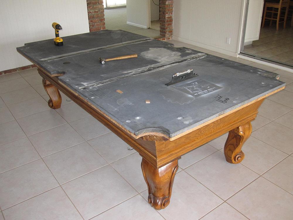 Eichler Pool Table Setup Pool Table Service Billiard Supply - 40 inch pool table