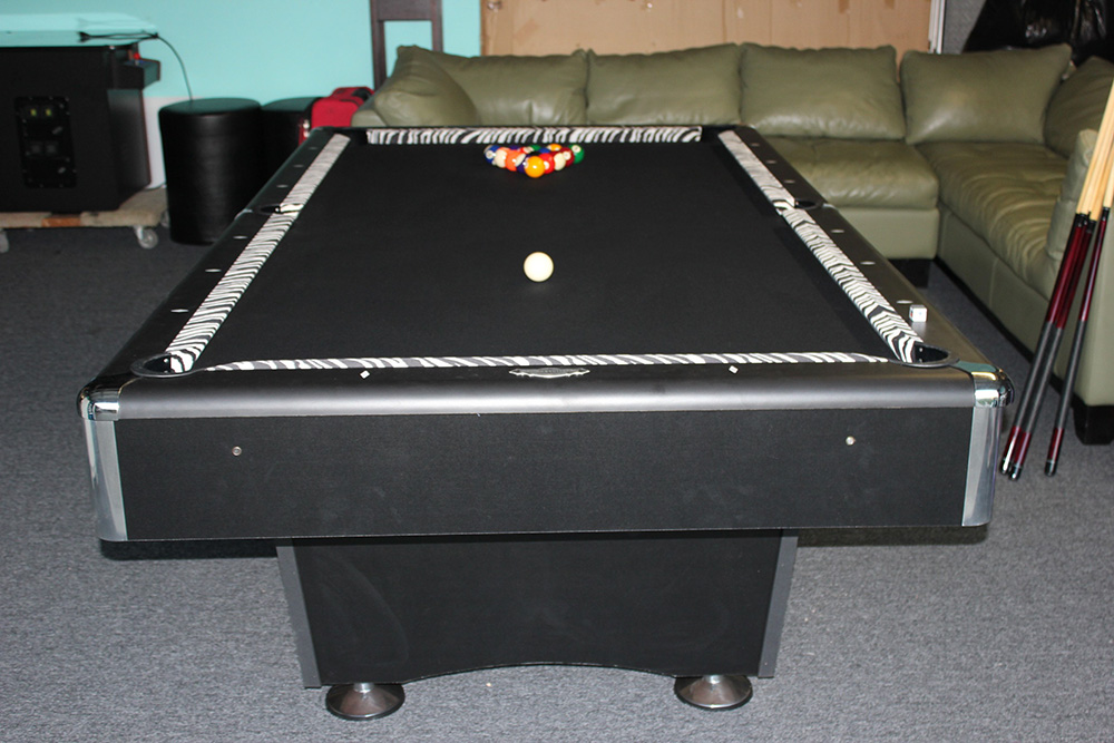 Pool Tables Archives Page Of Pool Table Service Billiard - How to put felt on a pool table