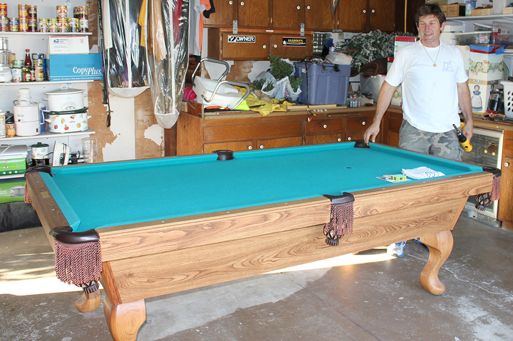 Billiard Service Archives Page Of Pool Table Service - Pool table assembly service near me