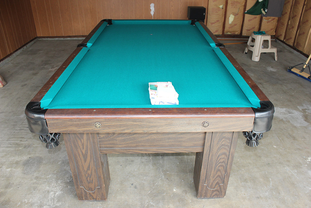 Before After Archives Pool Table Service Billiard Supply - Pool table refelting near me