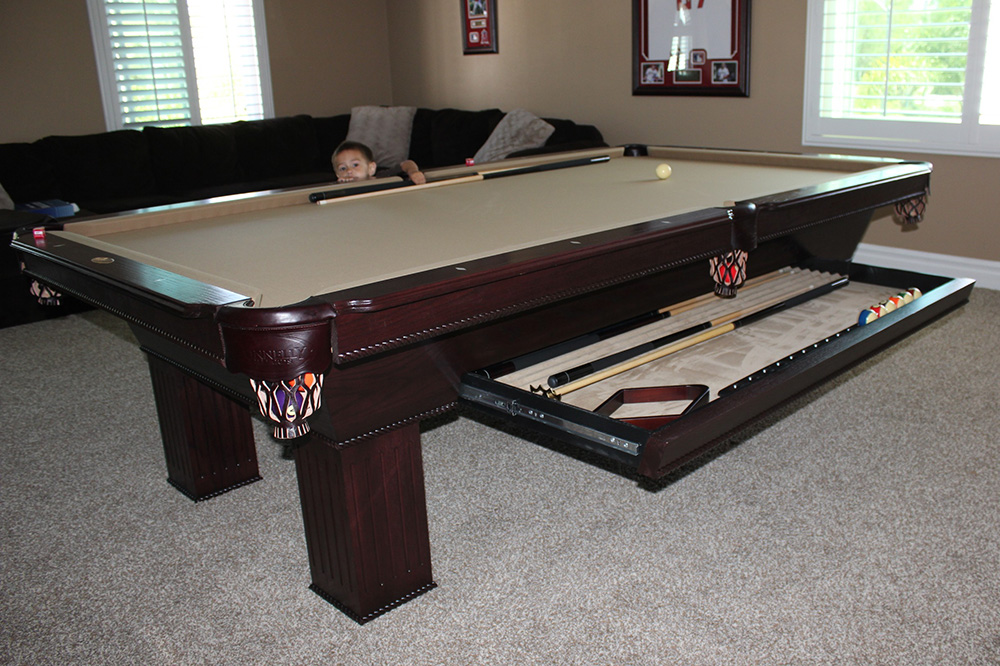 Pool Table Sizes Archives Pool Table Service Billiard Supply - Tournament size pool table