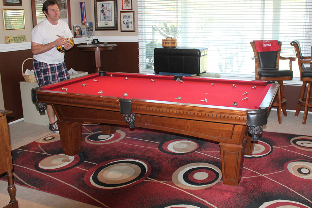 Service Archives Pool Table Service Billiard Supply Orange - How to move a slate pool table