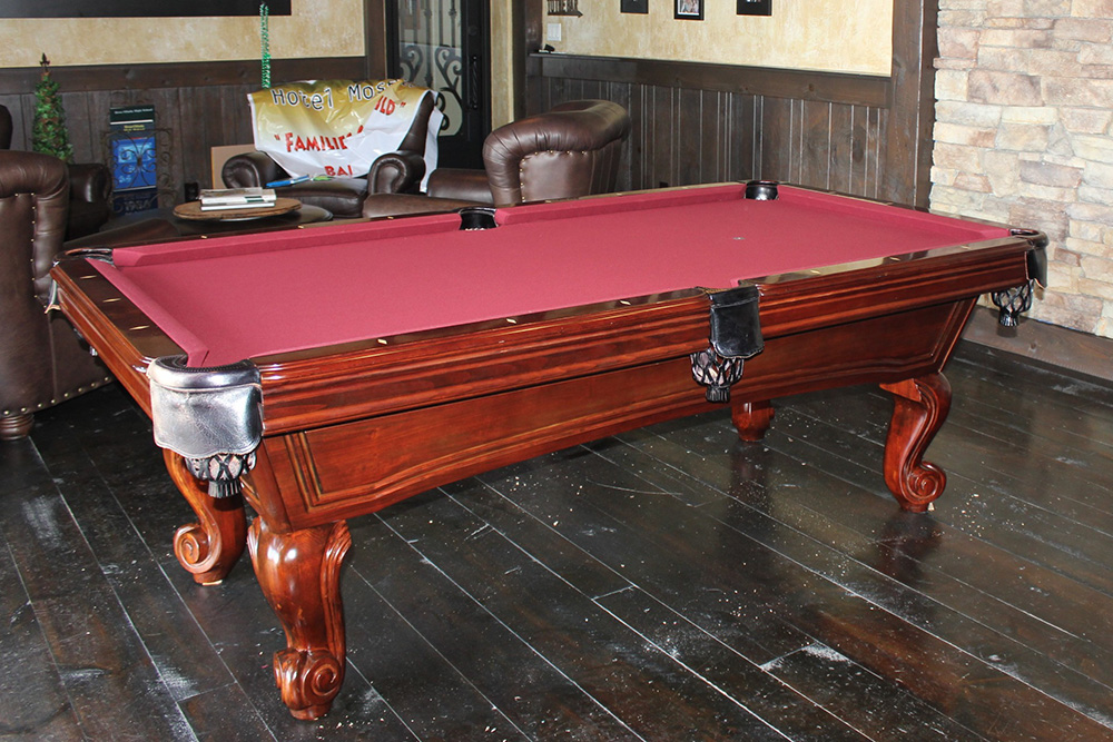 What's the Best Felt Color for Pool Tables - Pool Table ...