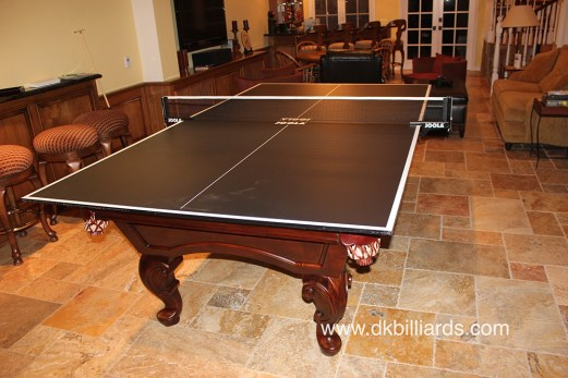 ping pong conversion top family playing table tennis time these black tops paired state art net give superb play how to make pool dining