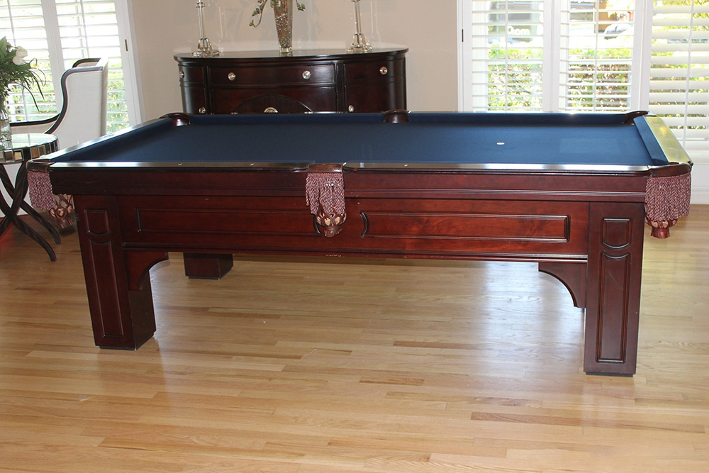 Navy Blue In Newport Pool Table Service Billiard Supply Orange - Newport pool table