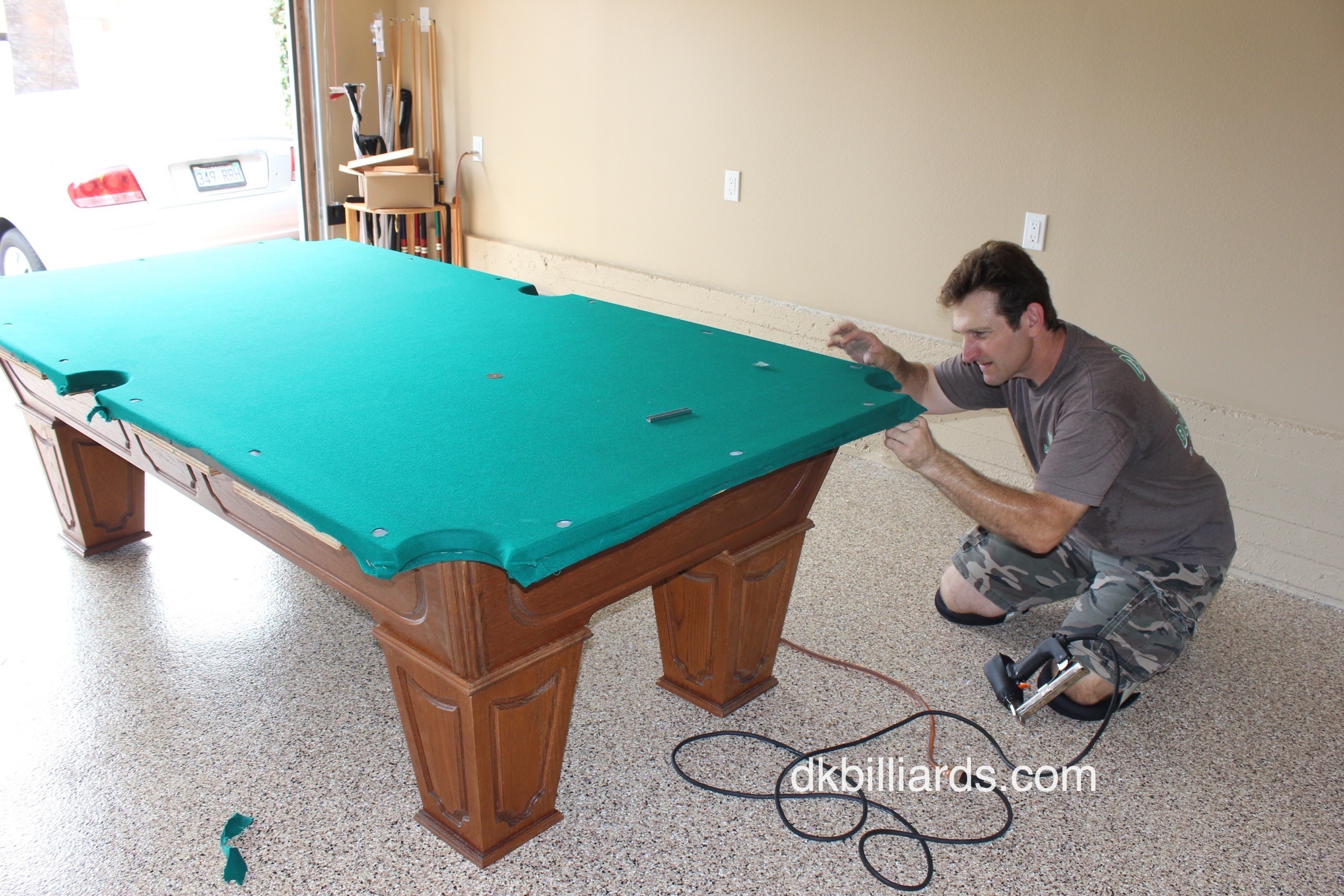 Though Some Of Our Customers Choose To Dismantle Their Table Themselves,  Hardly Any Are Able To Reassemble And Prep It For Play. Learn More About  Moving, ...